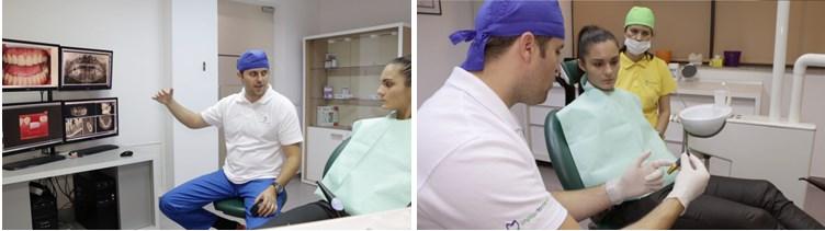 consultatia de implantologie