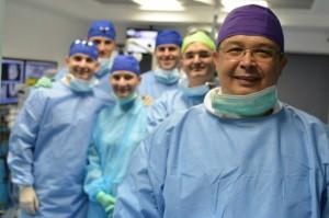 echipa chirurgicala implantodent