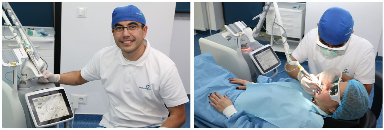 laser stomatologic carie