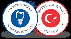 Implantodent, furnizor oficial al ambasadei Turciei in Romania